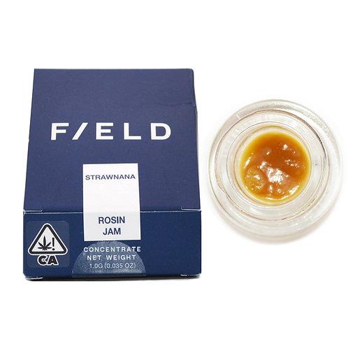 F/ELD Rosin Jam Strawnana 1g (72.62% THC)