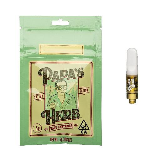 Papa's Herb Cartridge Half Gram Lemonchello .5g (83.35% THC)