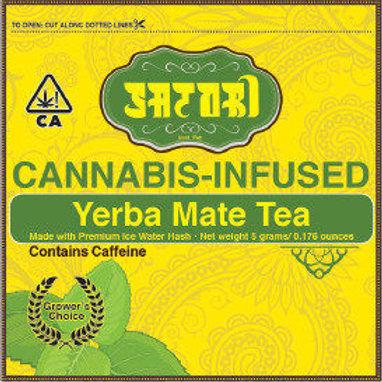 Satori Tea Yerba Mate Growers Choice Single 10mgTHC
