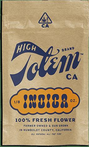 High Totem Sungrown Orange Creamsickle (16.08% THC) 3.5g