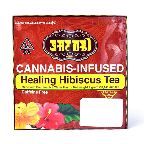 Satori Tea Healing Hibiscus Single 7mgTHC