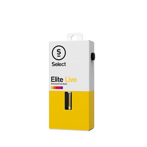 Select Elite Live Cartridge Clementine .5g (87.61% THC)