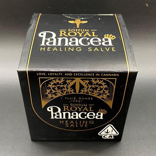 SoHum Royal Panacea Healing Salve 257.46mgTHC