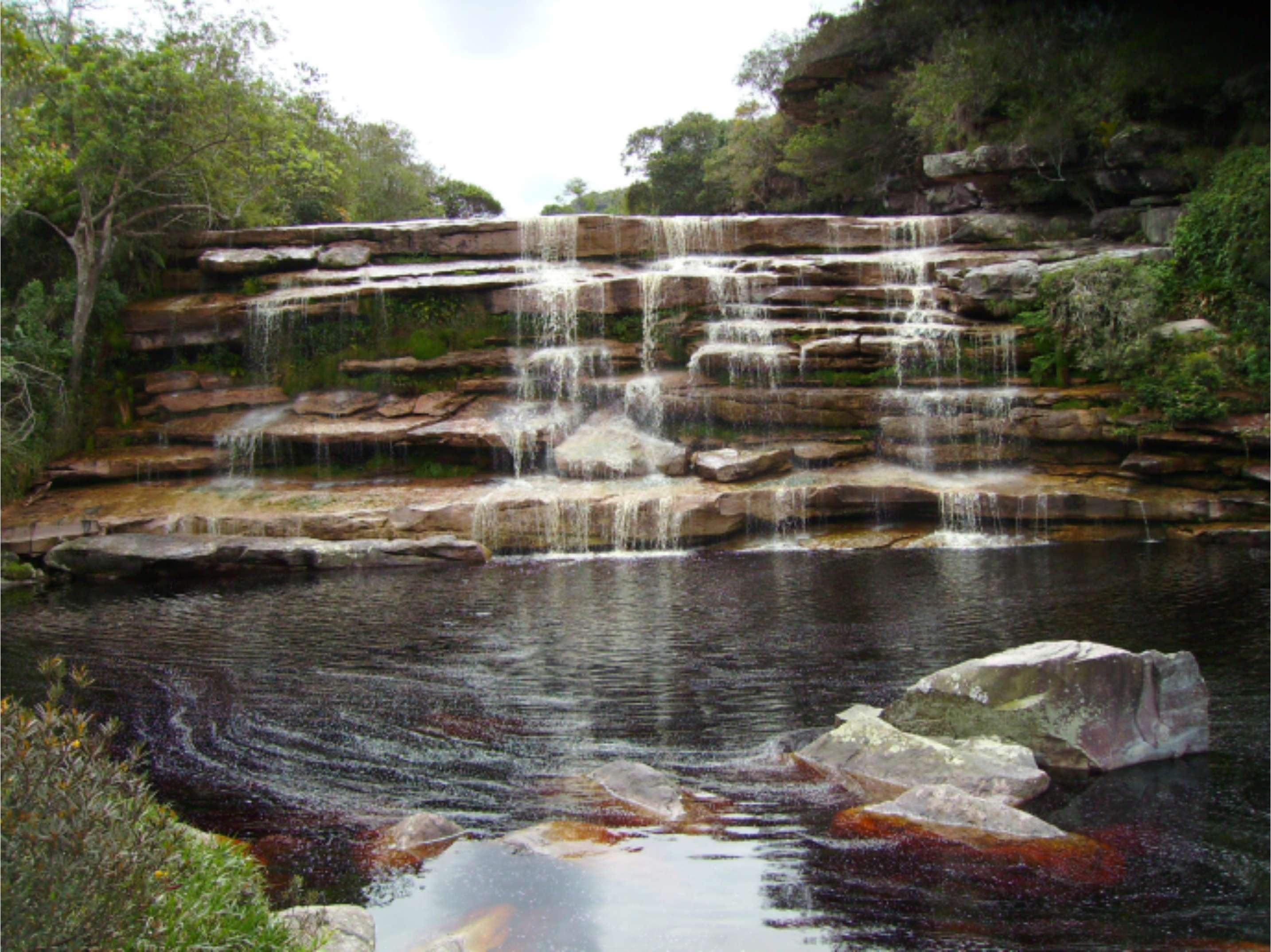 Poção - Rio Capivari