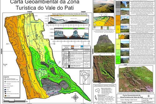 Carta Geoambiental do Vale do Pati