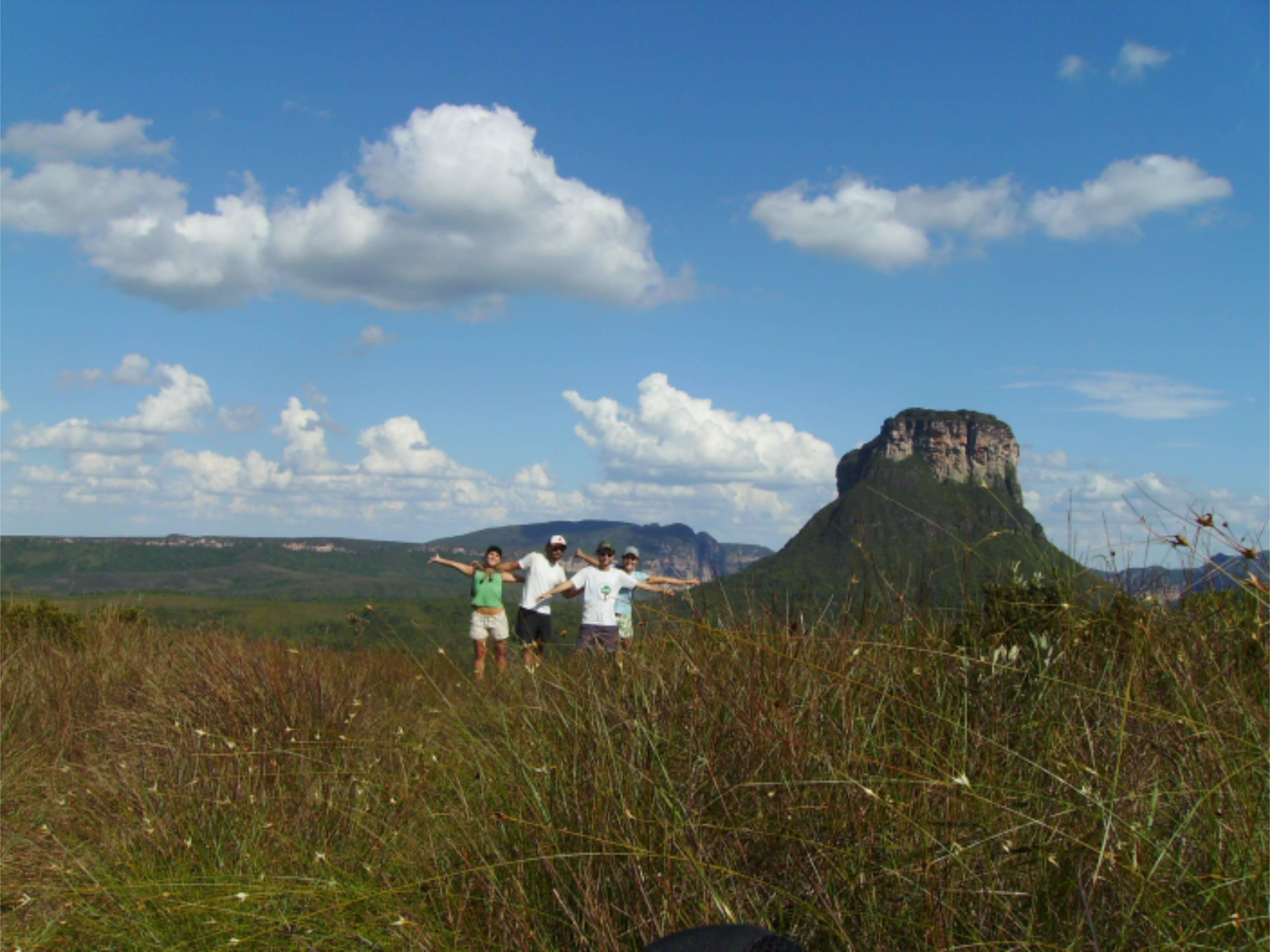 Gerais do Rio Preto e Morro Branco