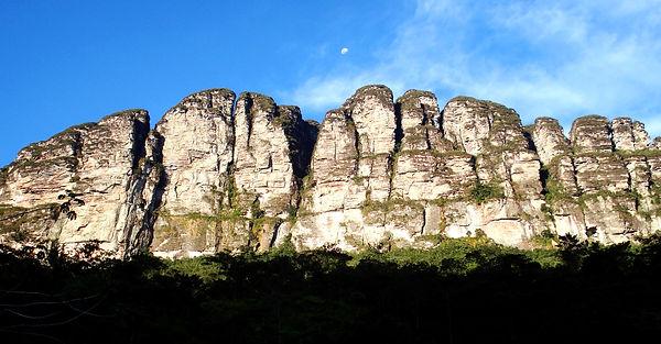 Serra do Ramalho - Vale do Pati - Parque