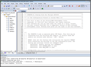 Building up FreeRTOS environment in Keil for ARM LPC2148