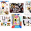 Thumbnail: OUTSIDE IN NOTECARDS - SET OF 6