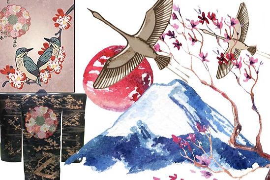 Lockdown Kimono Design