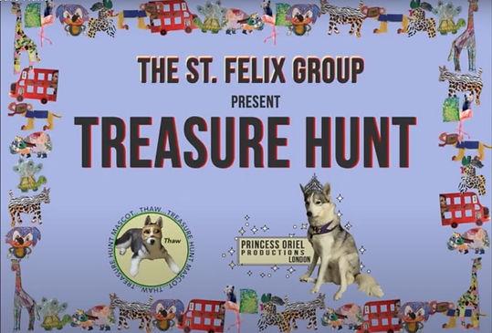 'Treasure Hunt' film release