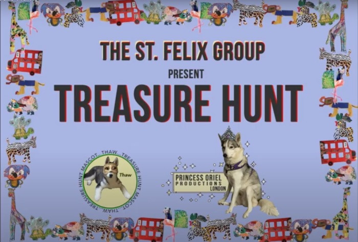 'Treasure Hunt' film release