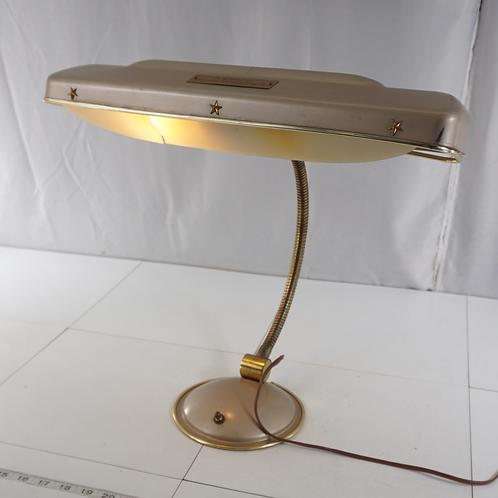 1950s Cannon Flexible Neck Desk Lamp