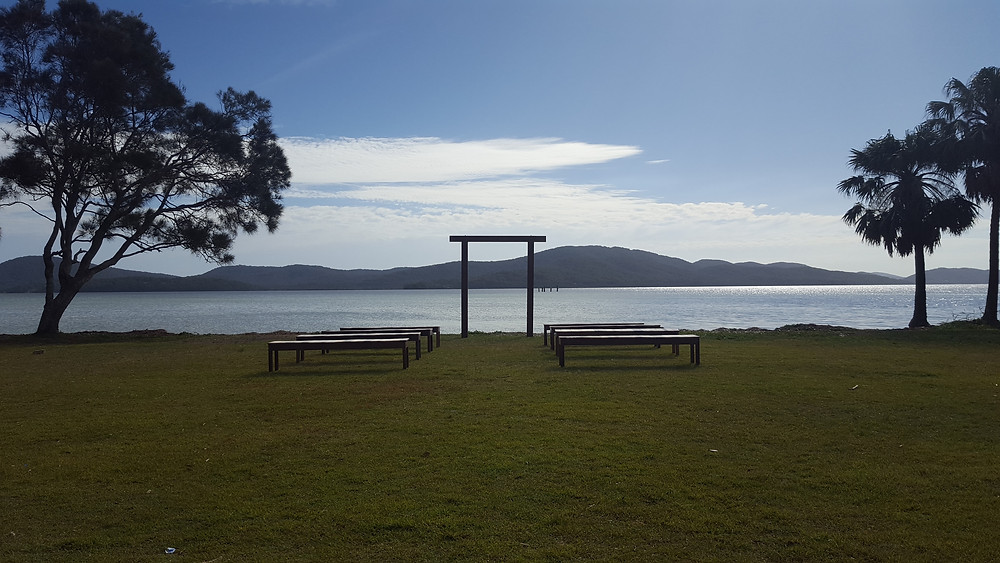 Wedding Ceremony package by Martin & Ko Wallis Lake, Pacific Palms