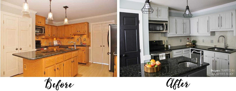 DIY Kitchen Renovation Ideas from Bloggers & Real Life People