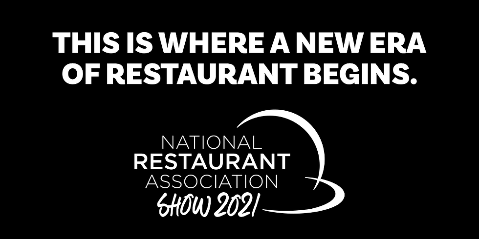 The 2022 National Restaurant Association Show