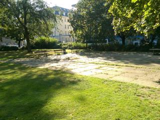 Grünflächenamt: Zweite Tischtennisplatte kommt im Frühling