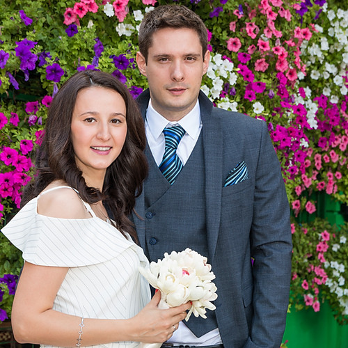 Venčanje Marijana i Aleksandar