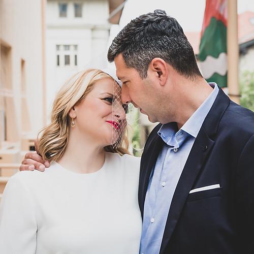 Venčanje Jelena i Vladimir