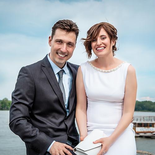Venčanje Sanja i Darko