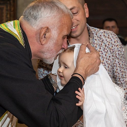 Lia krštenje