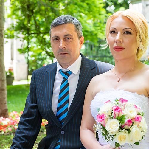 Venčanje Jelena i Slobodan