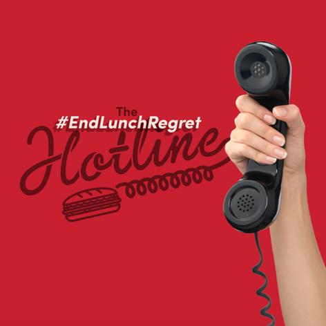 Tim Hortons #EndLunchRegret