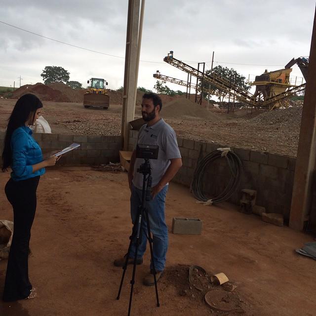 Hoje nosso Diretor _nelsonsiqueira foi entrevistado pela #puctvgoias. A entrevista vai ao ar dia 15