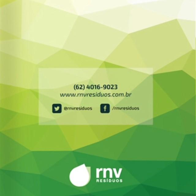 Entre em contato conosco e conheça mais nossos serviços! 📩 renove_rnvresiduos.com.jpg _ 📞 (62) 401