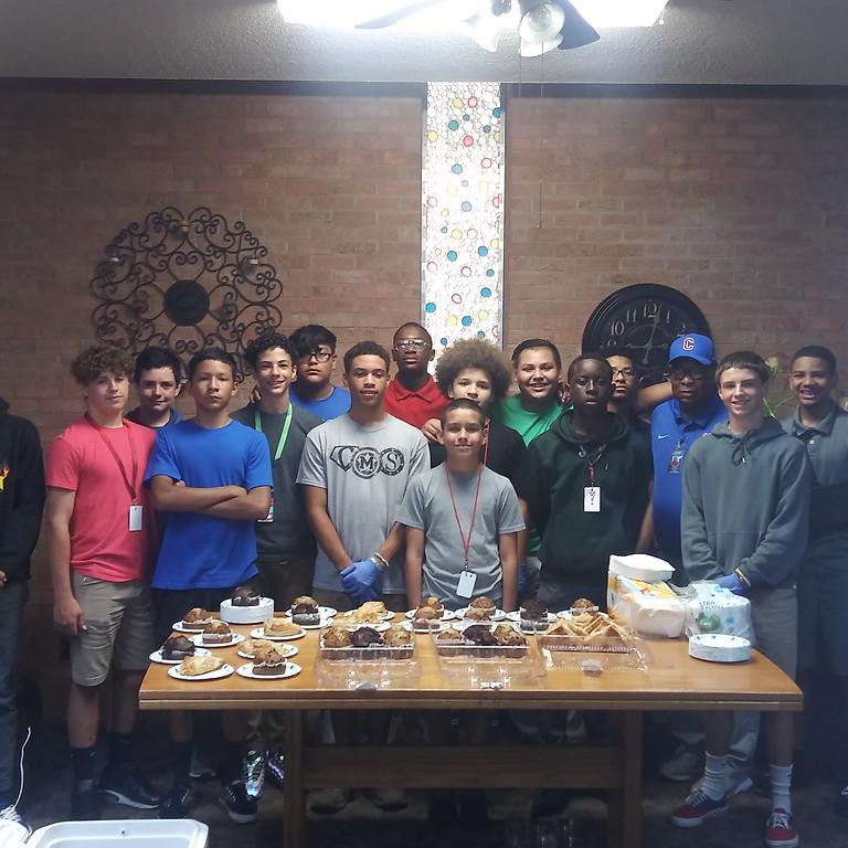 Cedar Crest Manor Employees Appreciation Breakfast