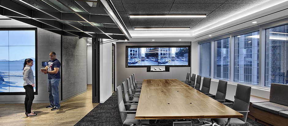 How Opening Solutions Can Balance Your Open Office Layout