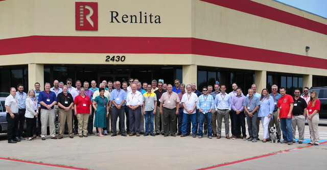 Renlita Custom Opening Solutions Received the Employer Award of Excellence