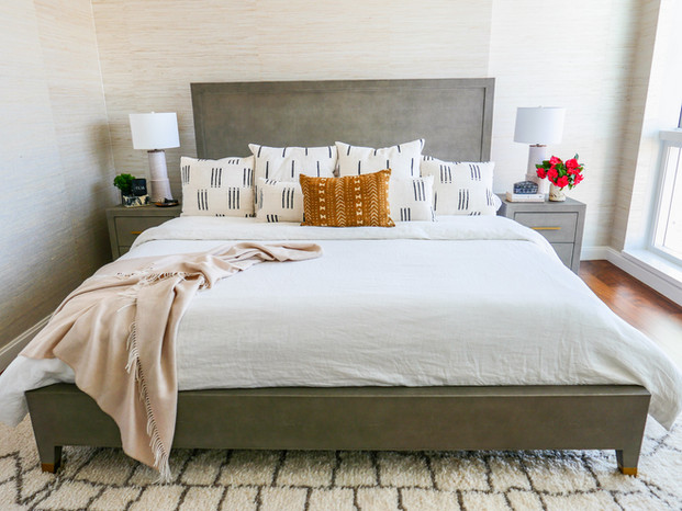shagreen-king-bed-nightstands-moroccan-rug-master-bedroom.jpg