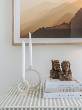 Bone-inlay-console-post-modern-candle-holder-native-american-statue-guest-bedroom.jpg