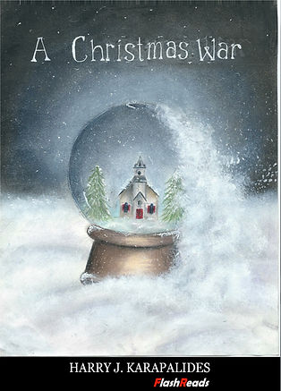 Karapalides.A Christmas War.Snowglobe.2.