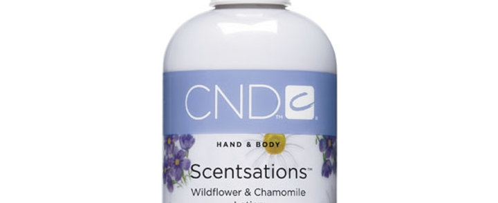 CND Scentsations Hand & Body Lotion