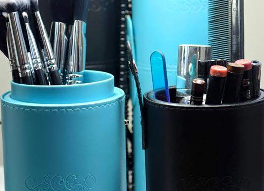 Essential Makeup Brush Travel Kit