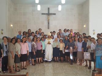 Abertura do XI Capitulo Geral das                      Irmãs Josefinas
