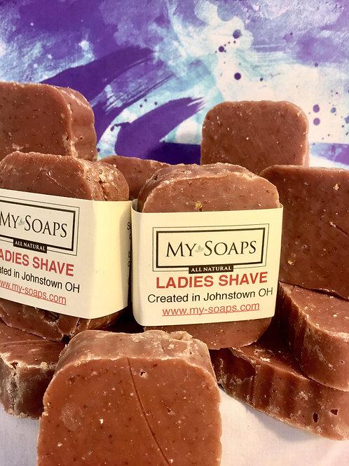 Ladies Shave