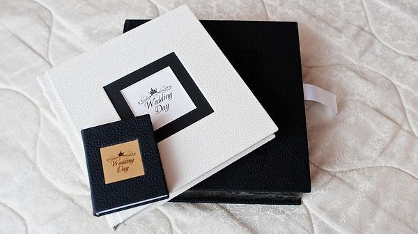 duplicate wedding albums