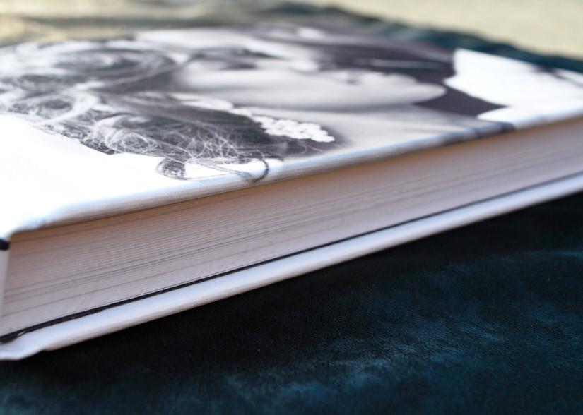 Canvas Lustre Photo Cover