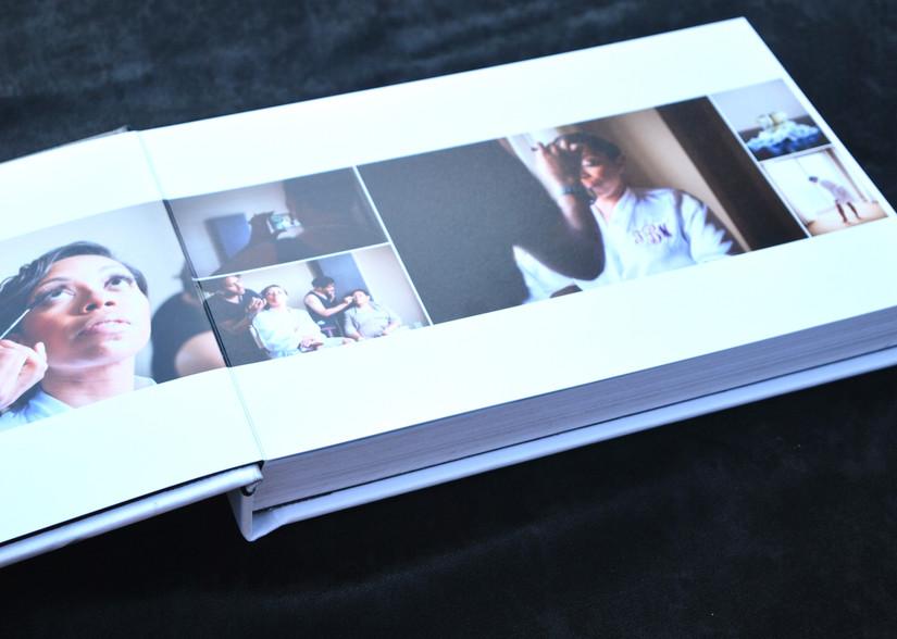 layflat canvas album