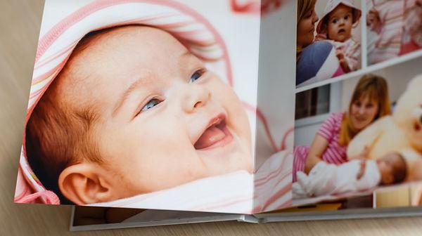 baby photobook