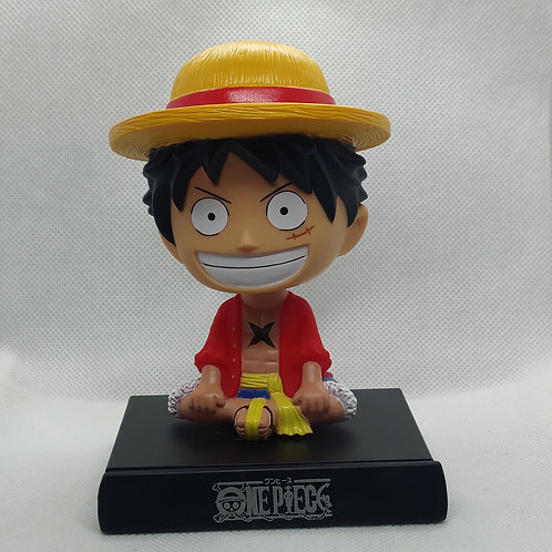 One Piece Luffy Bobble Head