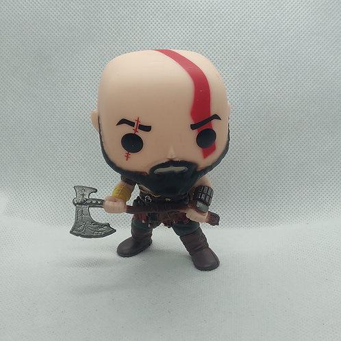 God of War 4 Kratos Funko Pop Vynl