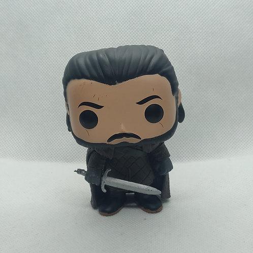 Game of Thrones Jon Snow Funko Pop Vynl