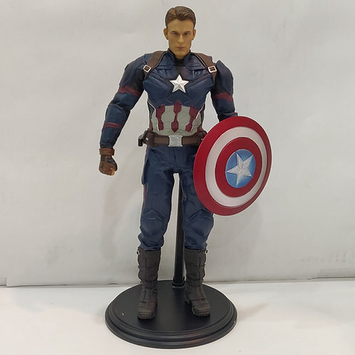 Crazy Toys Captain America Figurine