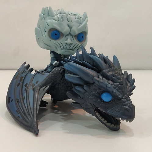The Night King with Viserion 6 inch Funko Pop Vynl