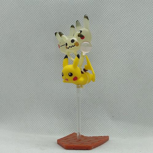 Mini Pikachu Cute Mini Figure