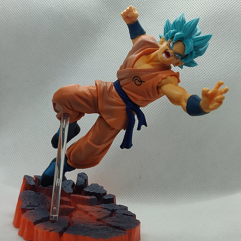 Dragon Ball Super Goku Super Sayain Blue